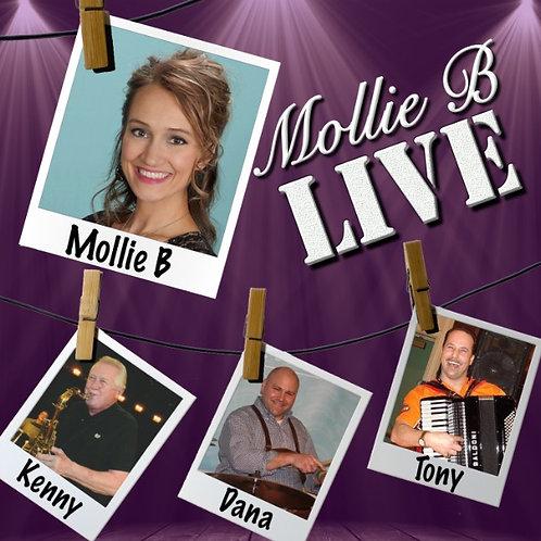 Mollie B LIVE w/ Kenny, Dana, & Tony