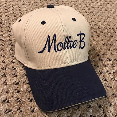 """Cap: """"Mollie B"""""""