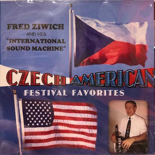 CD: Fred Ziwich: Czech American Festival Favorites