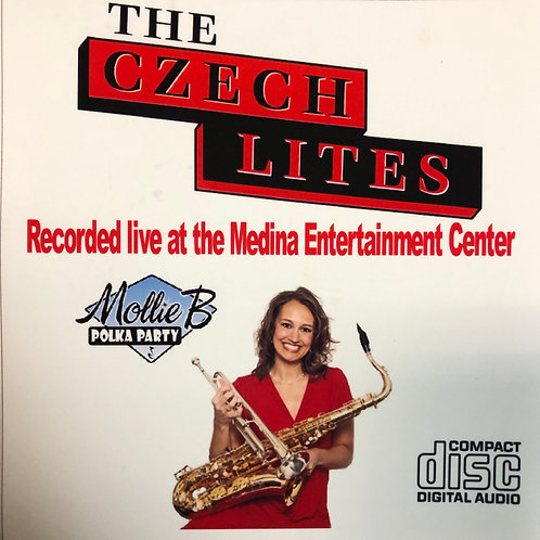 CD: The Czech Lites live on the Mollie B Polka Party