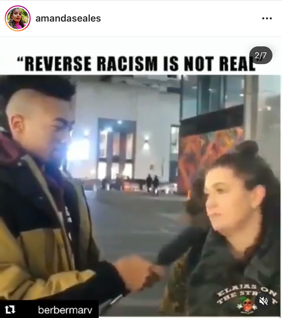 Reverse Racism Viral 6