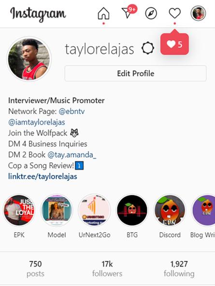 Taylor Elajas Results 2