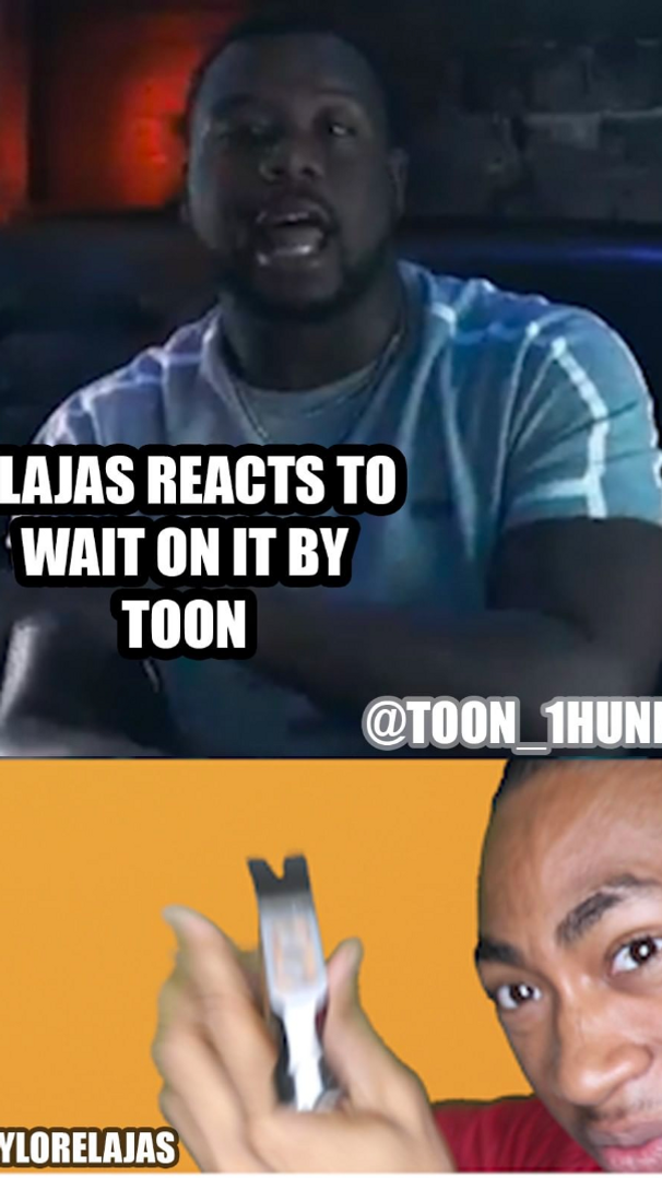 Elajas Reacts to Wait on it by Toon