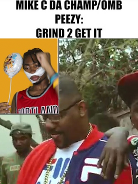 Elajas Reacts to Grind 2 Get it by Mike C da Champ x OMB Peezy