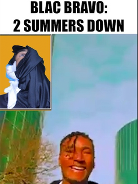 Elajas Reacts to 2 Summers Down by Blac Bravo