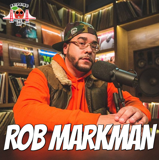 Did you know Rob Markman has an Album Available now?