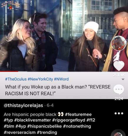 Reverse Racism Viral 7