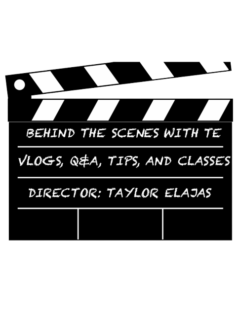 Behind the Scenes with TE