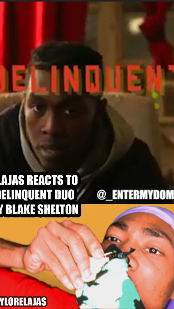 Elajas Reacts to Delinquent Duo by Blake Stenson