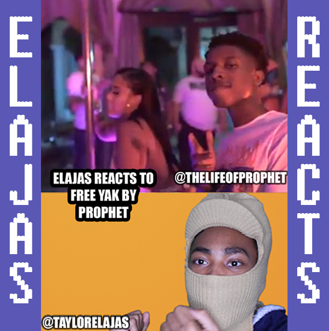 Elajas Reacts