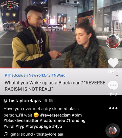 Reverse Racism Viral 9