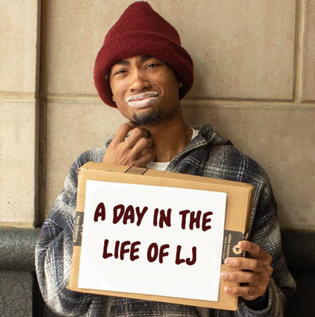 A Day in the Life of LJ