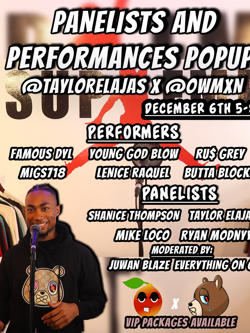 Create Your Own Success Panel & Performances