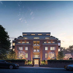 Project in Hampstead for 17 new luxury a