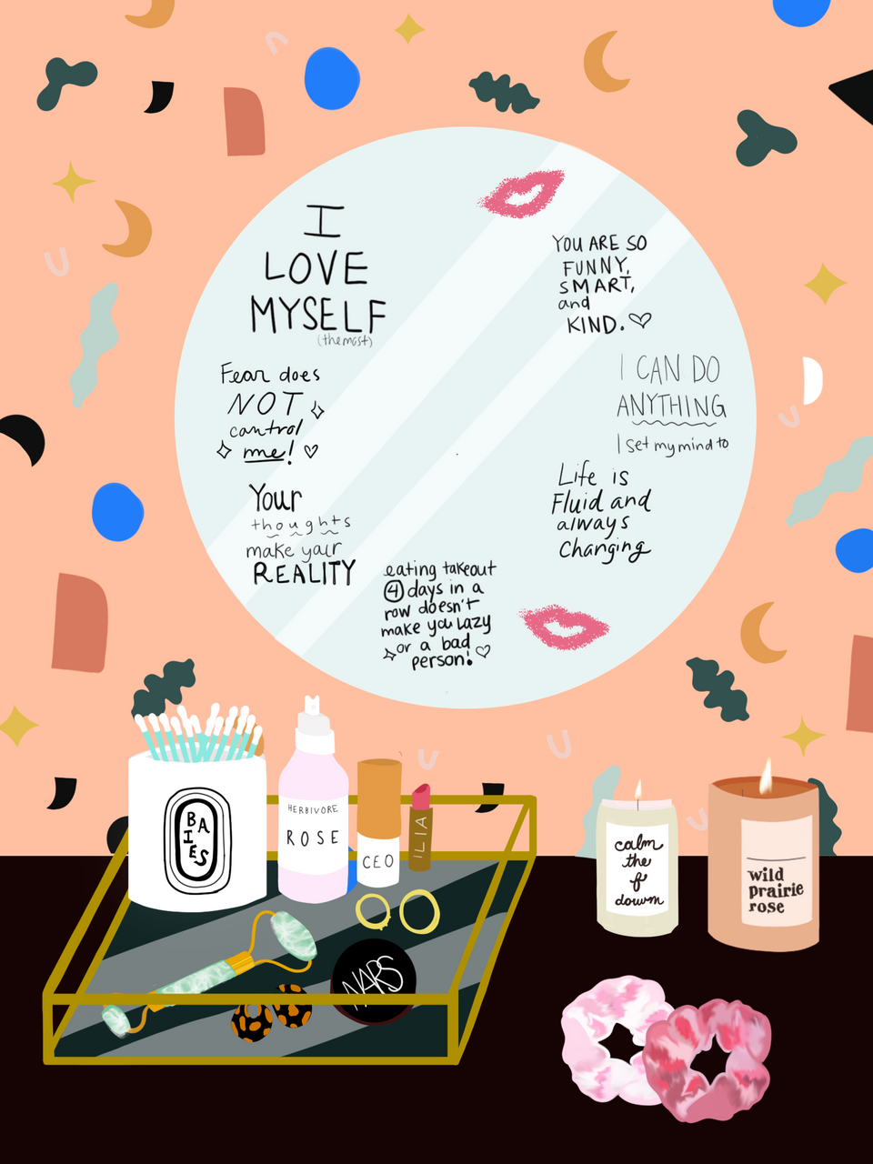 The Art Of Self-Love - How I am Finally Learning To Love Myself