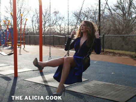 10 Questions With - Alicia Cook