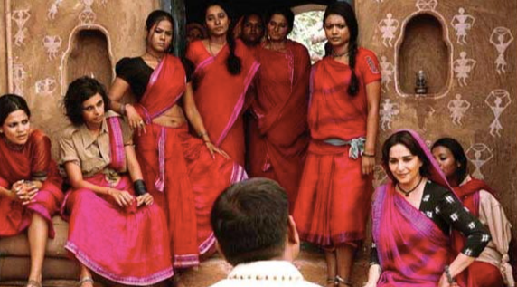 The Gulabi Gang - The Women Taking Domestic Violence Into Their Own Hands