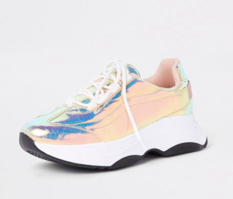 15 Of The Hottest High Street Trainers Out Right Now