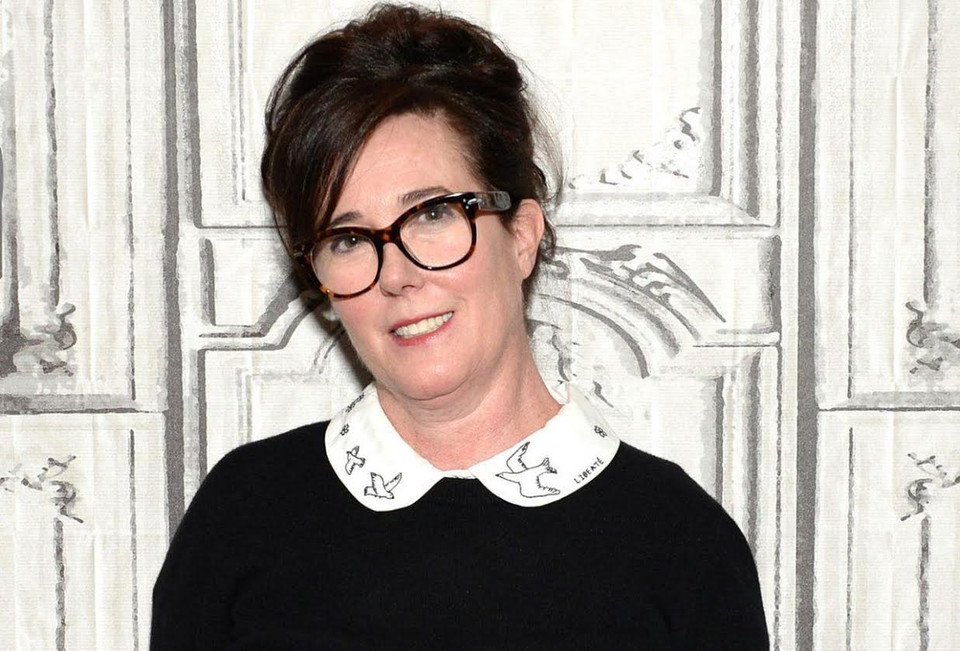 A Tribute To Fashion Designer -             Kate Spade 1962-2018