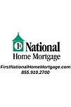 First National Home Mortgage Tee Sign 20