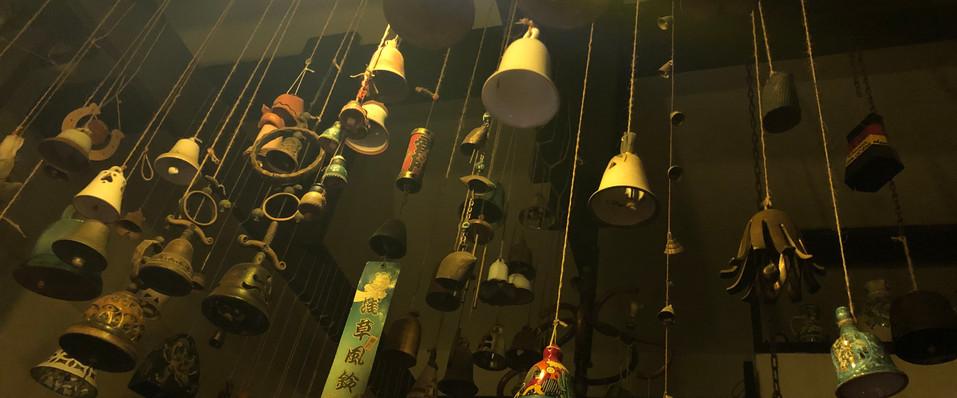 Zvonečky našich hostů