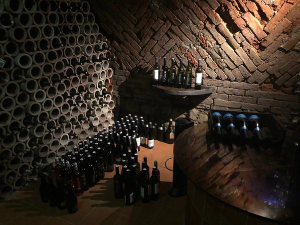 Předsklepí Vinný sklep U LISU