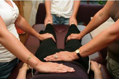 Reiki I Beginners Hands on Healing