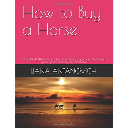How To Buy A Horse
