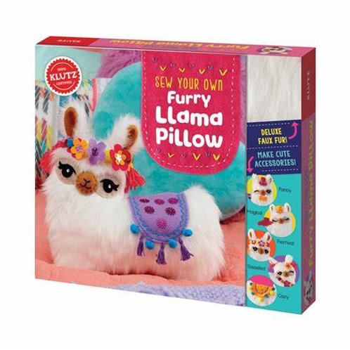 Klutz - Sew Your Own Llama Pillow