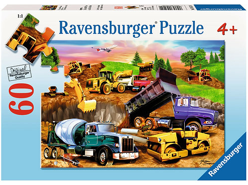 60pc 4+ Ravensburger - 09525