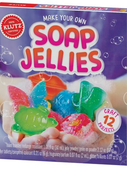 Klutz - Make Your Own Soap Jellies