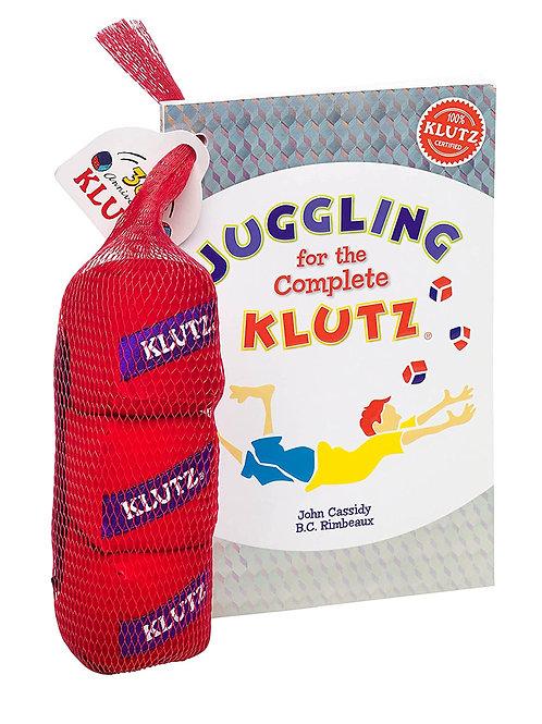 Klutz - Complete Juggling Set