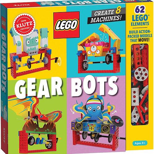 Klutz - Lego Gear Bots