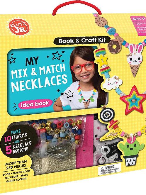 Klutz - My Mix & Match Necklaces