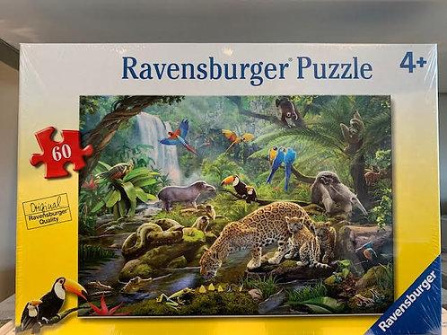 60pc 4+ Ravensburger - 05166