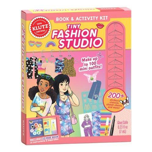 Klutz - Tiny Fashion Studio