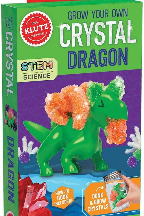 Klutz - Grow Your Own Crystal Dragon