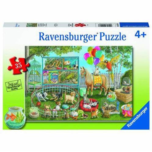 35pc 4+ Ravensburger - 05158