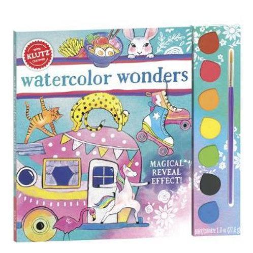 Klutz - Watercolour Wonders