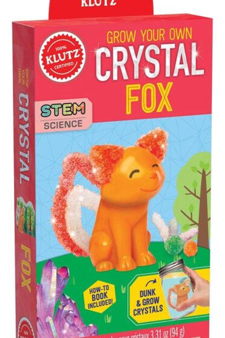 Klutz - Grow Your Own Crystal Fox