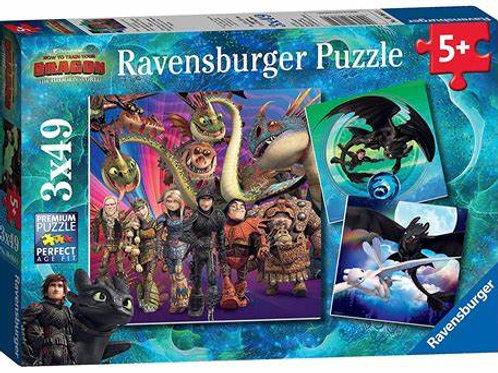 3x49 5+Ravensburger - 08064