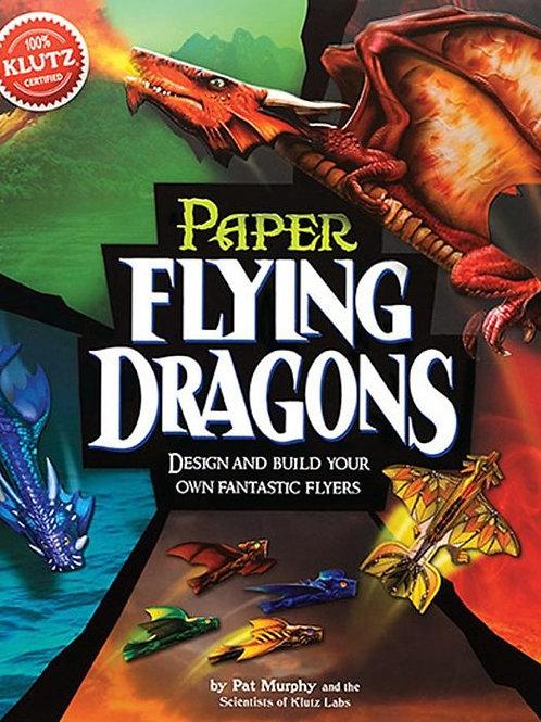 Klutz - Paper Flying Dragons