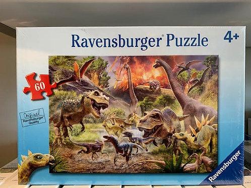 60pc 4+ Ravensburger - 05164