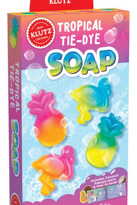 Klutz - Tropical Tye Dye Soap