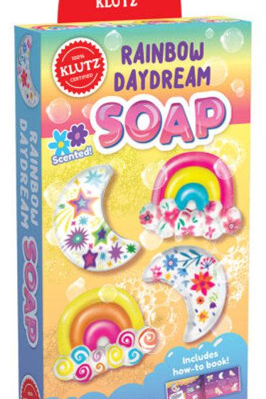Klutz - Rainbow Daydream Soap