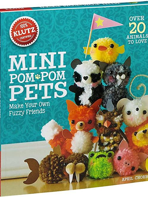 Klutz - Mini Pom-Pom Pets