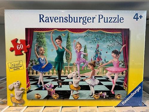 60pc 4+ Ravensburger - 05165
