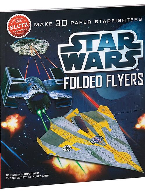 Klutz - Star Wars Folded Flyers
