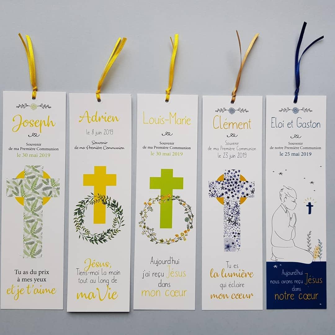 Signets Première Communion