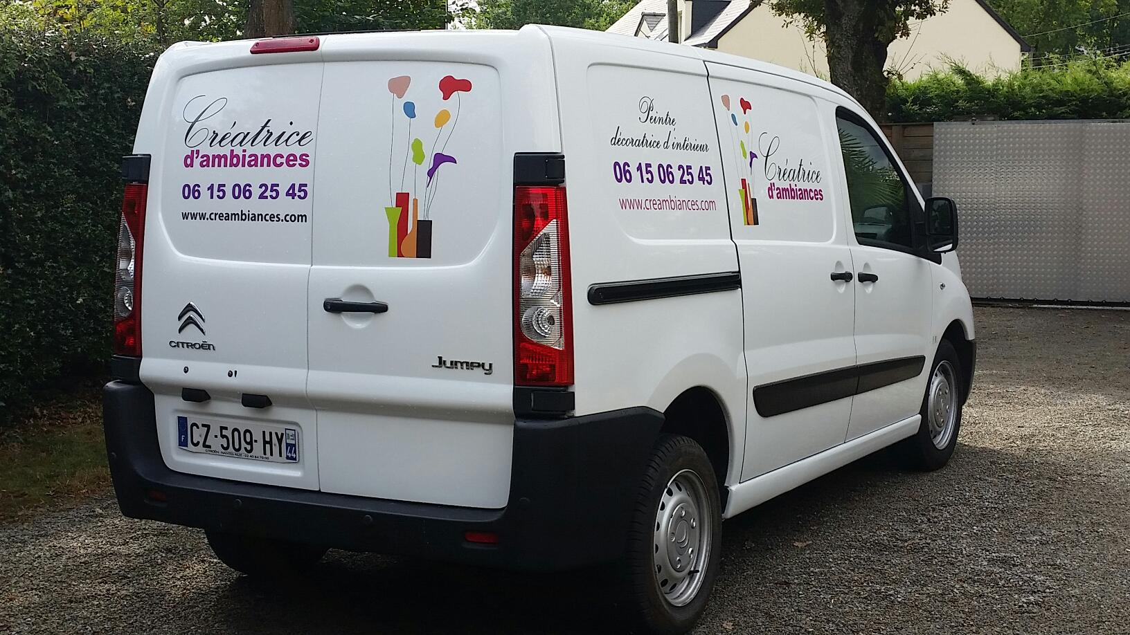 Habillage véhicule